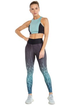 Calça Legging Icon Sheen - Jump Fitness