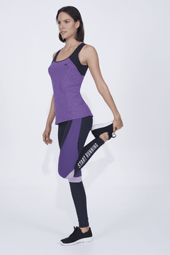 Legging Alto Giro Athletic Start Running - comprar online