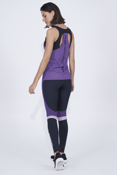 Legging Alto Giro Athletic Start Running - Jump Fitness