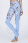 Legging Alto Giro UP CO2 Franzido