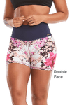 Short Jeans Double Face Caprice