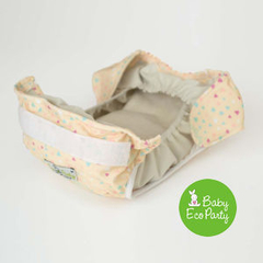 Pack Baby Shower Babydorm con mangas + 2 pañales 2020 - Baby Eco Party