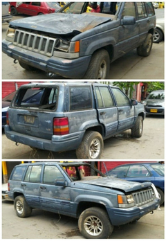 Repuestos Para Jeep Grand Cherokee Mod 98