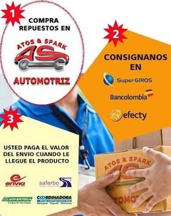 Repuestos Chevrolet Super Carry 95 - AS. Automotriz