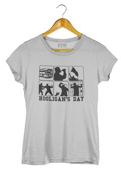 Camiseta Hooligan´s Day - loja online