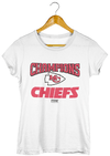 Camisetas - Kansas City Chiefs Campeão Super Bowl LIV