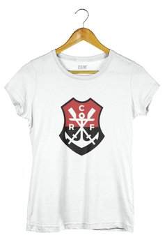 Camiseta Flamengo - Símbolos - Fan Sport Wear