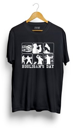 Camiseta Hooligan´s Day na internet