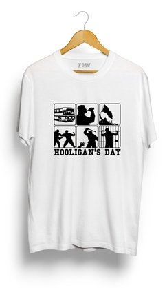 Camiseta Hooligan´s Day