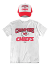 KIT Kansas City Chiefs campeão Super Bowl LIV