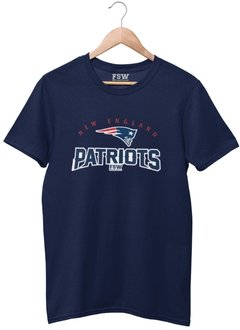 Camiseta NFL - New England Patriots na internet