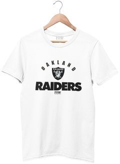 Camiseta NFL - Oakland Raiders - Fan Sport Wear