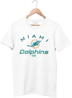 Camiseta NFL - Miami Dolphins - Fan Sport Wear