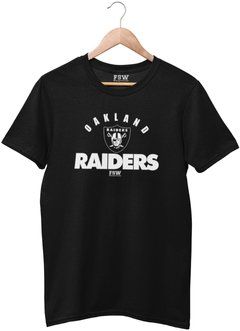 Camiseta NFL - Oakland Raiders