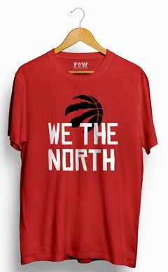 Camiseta Toronto Raptors - We the North