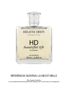 Perfume HD Beautiful Life For Women Helene Deon - comprar online