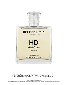 Perfume HD Million For Men Helene Deon - comprar online