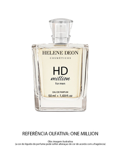 Imagem do Perfume HD Million For Men Helene Deon
