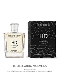Perfume HD Victory For Men Helene Deon - loja online