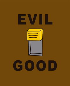 Buzo Arte Evil & Good en internet