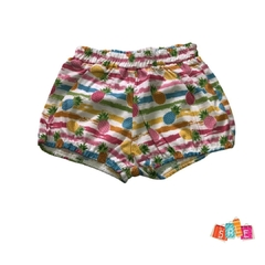 Shorts Abacaxi