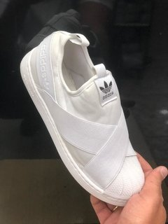 SUPERSTAR Slip On na internet