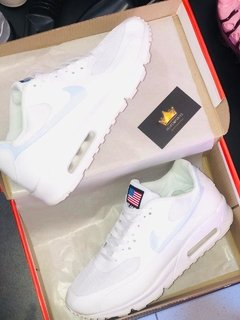 Air Max 90 (independence Day) na internet