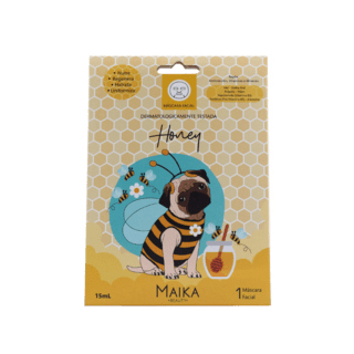 Máscara Facial Honey