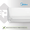 SPLIT MIDEA INVERTER 2250 Frig. Frío Calor