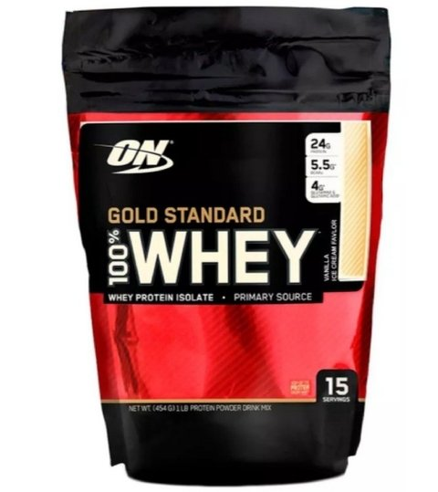100% Whey Gold Standard - 457g