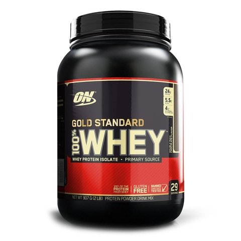 100% Whey Gold Standard - 914g
