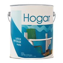 Latex Interior Blanco Alba Hogar x 20 Lts
