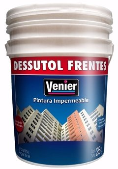 Dessutol Frentes Latex Impermeable Venier x 10 Lts