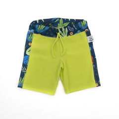 SHORT UV50 - Selva Verde Lima