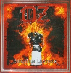 OZ - BURNING LEATHER (DIGIPAK)