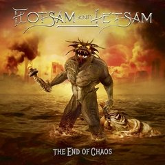 FLOTSAM AND JETSAM - THE END OF CHAOS  (SLIPCASE)
