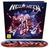 HELLOWEEN - UNITED ALIVE (EARBOOK EDITION) (3CD/3DVD/2BLU-RAY) (IMP/EU)