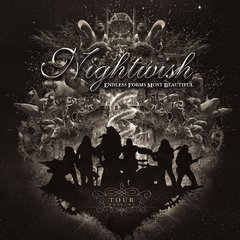 NIGHTWISH - ENDLESS FORMS MOST BEAUTIFUL (TOUR EDITION)(CD/DVD) (DIGIPAK)