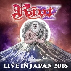 RIOT V - LIVE IN JAPAN 2018 (2CDS/DVD)(SLIPCASE)