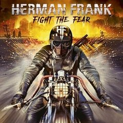 HERMAN FRANK - FIGHT THE FEAR (SLIPCASE)