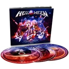 HELLOWEEN - UNITED ALIVE IN MADRID (3CD/DIGIPAK)