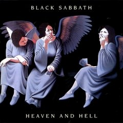 BLACK SABBATH - HEAVEN AND HELL (EXPANDED EDIT) (2CD/DIGIPAK) (IMP/EU)