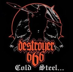 DESTROYER 666 - COLD STEEL...FROM IRON AGE (IMP/CL)