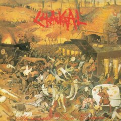 CHAKAL - ABOMINABLE ANNO DOMINI/LIVING WITH THE PIGS
