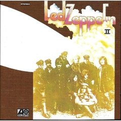 LED ZEPPELIN - LED ZEPPELIN II (2 CD/DELUXE EDITION PAPER SLEEVE NAC)