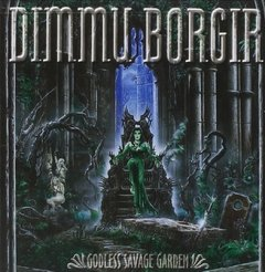 DIMMU BORGIR - FOR ALL TID/GODLESS SAVAGE GARDEN (2 CD)
