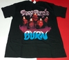 CAMISETA IMPORTADA DEEP PURPLE - BURN