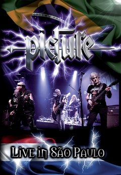 PICTURE - LIVE IN SÃO PAULO (2CDS/DVD)