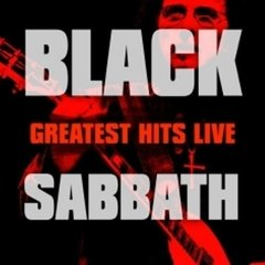 BLACK SABBATH - GREATEST HITS LIVE (DIGIPAK)