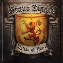 GRAVE DIGGER - THE BALLAD OF MARY (ARG)